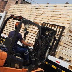 servicio de transporte entrega de casas